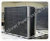 Rear Netting For Air Conditioner