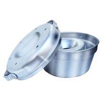 Aluminium Handvo Pot