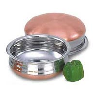 Stainless Steel Copper Bottom Topes, Stainless Steel Copper Bottom Stock Pots