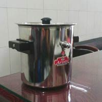 Stainless Steel Double Wall Milk Cooker