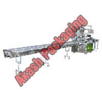 Fully Automatic Flow Wrapping Machine