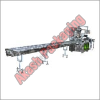 Fully Automatic Servo Flow Wrapping Machine