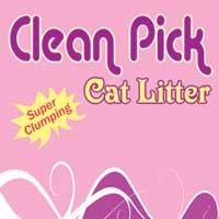 Clumping Cat Litter (Clean Pick)