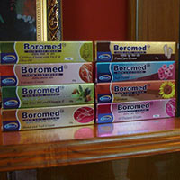 Boromed Herbal Cosmetics Cream