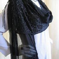 beaded pashmina shawls