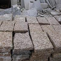 Rough Granite Block