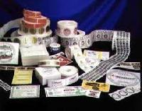 polyethylene label