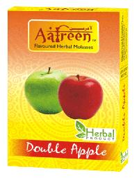 Double Apple Herbal Flavour
