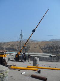 Electrically Operated Lifting Barrier