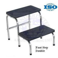 Double Foot Step