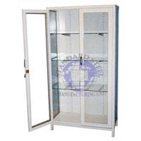 Laboratory Glass Door Cabinet