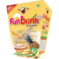 Pineapple Milkshake Powder
