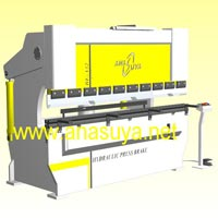 Hydraulic Press Brake 1500