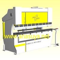 Hydraulic Press Brake 2500