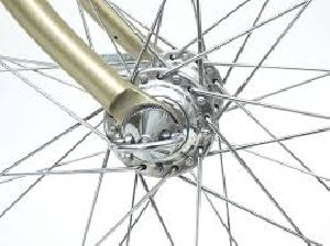 Bicycle Spokes and Rims