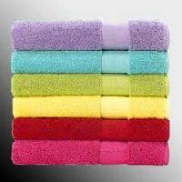 Cotton Terry Bath Towels (face Towels) 003
