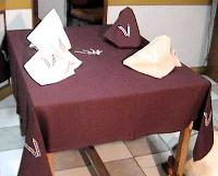 Table Covers, Napkins 002