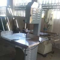 Meat And Bone Cutting Machine