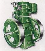 Lister Type Diesel Engines - 8 HP