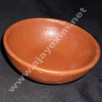 Clay Serving Bowl