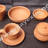 Terracotta Dining Set