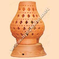 Clay Chimey Lamp Shade