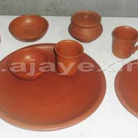 Potters Clay Dinner Set