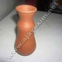 Terracotta Designer Flower Vase