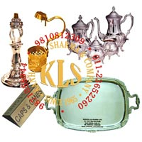 Repair And Polishing Of Trophies
