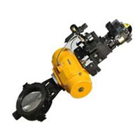 Two Piece Replaceable Seat Concentric Butterfly Valve