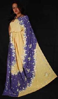Ladies Embroidered Saree(ess119_rss2023)