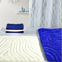 Wave Bath Mats