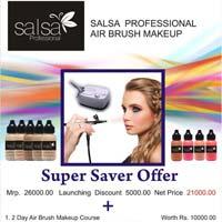 Air Brush Makeup Kit