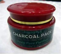 CHARCOAL FACE PACK