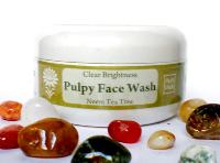 Auravedic Pulpy Face Wash
