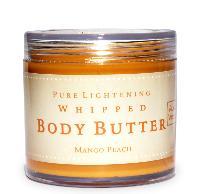 Auravedic Pure Lightening Whipped Body Butter