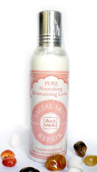 Auravedic Pure Nourishing Moisturizing Lotion