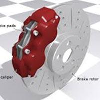 Automobile Component 3d Animation Designing