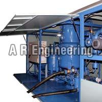Two Stage Transformer Oil Filtration Plant