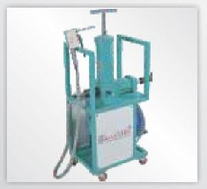 Mobile Greasing Machine