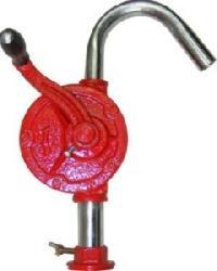 Rotary barrel Pump