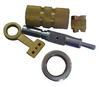 Brass Hospital Equipment Parts