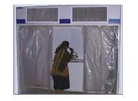 Sterile Air Tent