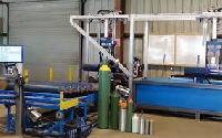 Ultrasonic Cylinder Testing Machine