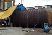 Oil And Chemical Storage Tanks