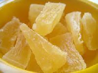 Dried Candy Pineapple