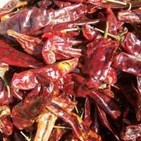Dried Kashmiri Chilli