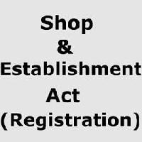 SHOP & ESTBLISHMENT ACT  REGISTRATION