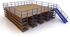 Prefabricated Mezzanine Structures
