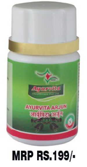 Ayurvita Arjun Tablets